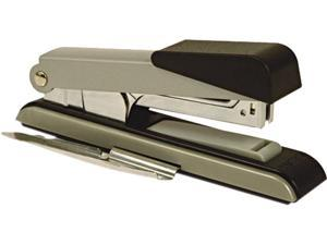 Stanley Bostitch                         B8 Flat Clinch Stapler, 40-Sheet Capacity, Black