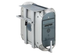 BALT 66559 Lockable CPU Holder, 20w x 12-3/4d x 22-1/2h, Gray