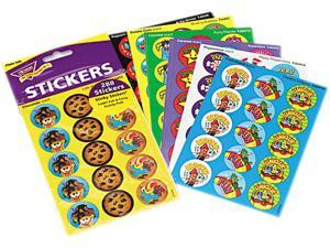 TREND T6481 Stinky Stickers Variety Pack, Colorful Favorites, 300/Pack