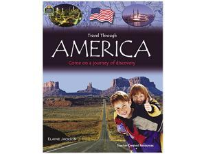 Teacher Created Resources 9793 Travel Through Set One, Six Books, Grades 3-12, 32 Pages