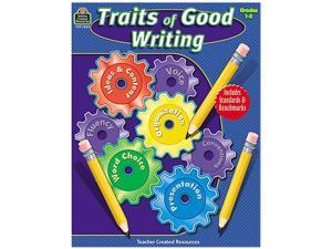 Teacher Created Resources 3584 Traits of Good Writing, Grades 1-2, 144 Pages