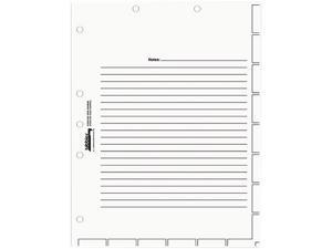 Tabbies 54520 Medical Chart Index Divider Sheets, 8 1/2 x 11, White, 400/Box