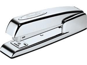 Swingline 74720 747 Business Full Strip Desk Stapler, 20-Sheet Capacity, Polished Chrome