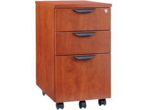 Alera VA572816MC (ALEVA572816MC) Valencia Mobile Box/Box/File Pedestal File, 15-7/8 x 20-1/2 x 28-3/8, Med Cherry