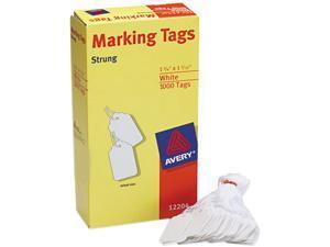 White Marking Tags Paper 1 3/4 x 1 3/32 White 1 000/Box