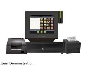 Lavu Point of Sale for Restaurants - iPad Air POS - Dual Printer