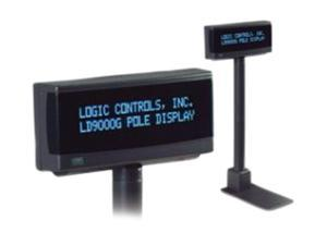 Logic Controls LD9200UP-GY Pole Display