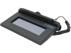 Topaz SigLite 1x5 T-S460 Series Serial T-S460-B-R Signature Capture Pad
