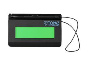 Topaz SignatureGem Interactive LCD Series SG LCD 1X5 Serial T-L462-B-R Signature Capture Pad