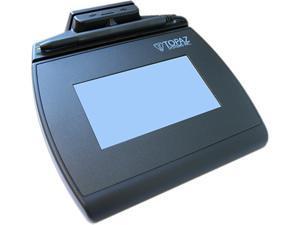 Topaz SignatureGem LCD 4x3 with MSR TM-LBK755 Series USB Backlit TM-LBK755-HSB-R Signature Capture
