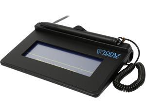 Topaz SigLite 1x5 T-S460 Series Virtual Serial via USB T-S460-BSB-R Signature Capture Pad