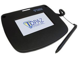 Topaz SigLite Color 4.3 T-LBK43LC Series Virtual-USB Backlit T-LBK43LC-BSB-R Signature Capture Pad