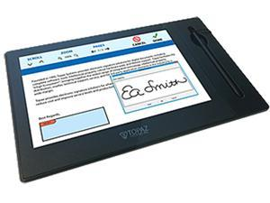 Topaz GemView 10 Signature Capture Pad