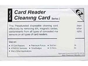 MagTek 96700004 MSR Cleaning Card