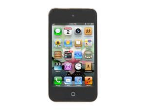 iPod touch 8GB - Black (4th generation)
