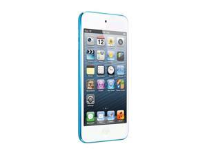"Apple iPod touch (5th Gen) 4"" Blue 64GB MP3 / MP4 Player MD718LL/A"