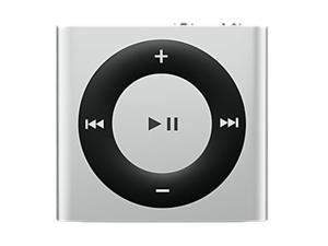 Apple iPod shuffle (4th Gen) Silver 2GB MD778LL/A