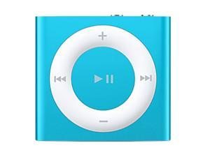 Apple iPod shuffle (4th Gen) Blue 2GB MP3 Player MD775LL/A