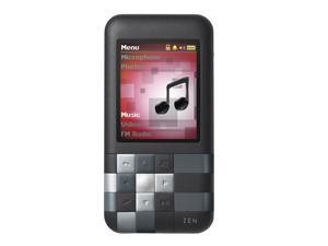 "Creative ZEN Mozaic 1.8"" Black 8GB MP3 / MP4 Player"