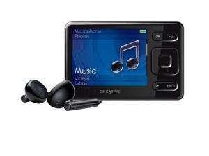 "Creative ZEN MX 2.5"" Black 8GB MP3 / MP4 Player"