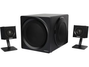 Creative 51MF0430AA002 T4W 2.1 Wireless Bluetooth NFC aptX AAC Speaker System - Certified Refurbished.