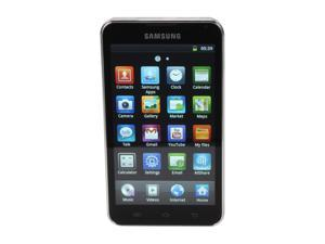 "SAMSUNG Galaxy 5"" White/Black 8GB Android Player YP-G70CWY"