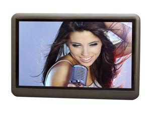 "Mach Speed 4.3"" Black 8GB MP3 / MP4 Player Trio Tch 843"