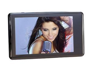 "Mach Speed 4.3"" Black 16GB MP3 / MP4 Player Trio TCH1643"