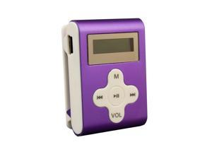 Mach Speed Eclipse Purple 2GB MP3 Player CLD2PL