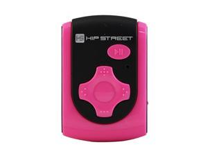 HipStreet Pink 4GB MP3 Player HS-601-4GBPN