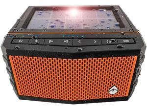 Grace Digital Audio ECOXGEAR SolJam Solar Speaker - Orange