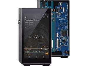 Pioneer Portable High Resolution Digital Audio Player, Black