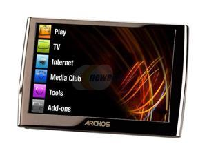 Archos 5 - 60GB w/ Wi-Fi (501117) - BLACK