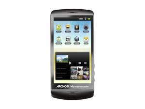 "ARCHOS 4.3"" Black 8GB MP3 / MP4 Player 43 Internet Tablet - 8GB"