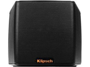 Klipsch Groove Portable Bluetooth Speaker, Black