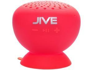 PC Treasures 09257 Lyrix JIVE WRes BT Spkr Red