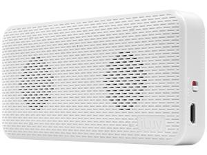iLuv AUDMINIWH Audminibk Portable Ultraslim Bluetooth Speaker