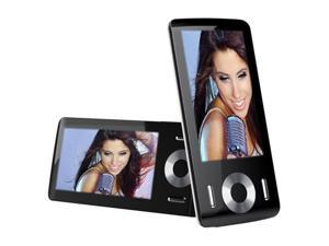"Coby 2.8"" Black 8GB MP3 / MP4 Player MP815-8GBLK"