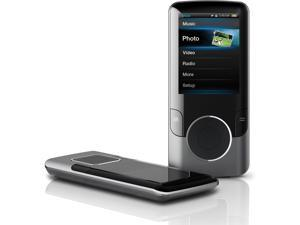 "Coby 2.0"" Black & Gray 8GB Video MP3 Player MP707"