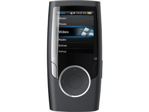 "Coby 1.44"" Black 2GB MP3 / MP4 Player MP601"