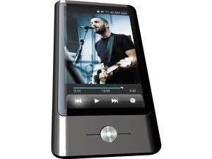 "COBY  3""  Black  8GB  Touchscreen Video MP3 Player with FM  MP837"