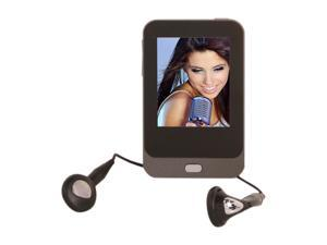 "Coby 2.0"" 8GB Video MP3 Player MP823-8G"