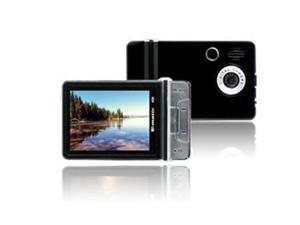 "XO Vision Ematic 2.4"" Black 4GB Video MP3 Player EM504CAMB"