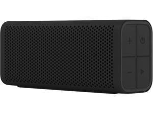 Braven 705 Portable Wireless Bluetooth Speaker with Built-in Mic, Black