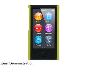 roocase Ultra Slim Shell Case for iPod Nano 7 RC-NANO7-S1-R-GR