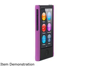 roocase Ultra Slim Shell Case for iPod Nano 7 RC-NANO7-S1-TM-PR