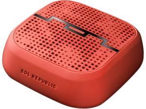 Sol Republic 1510-33 Punk Wireless Spkr Fluoro Red