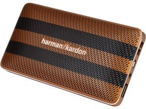 Harman Kardon Esquire Mini COACH Limited Edition Bluetooth Wireless Portable Speaker - Brown/Black