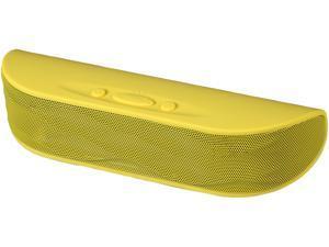 Planet Audio PB252Y Wireless Bluetooth Speaker (Yellow)