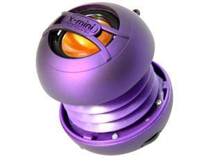 X-mini XAM14-PU Mono Capsule Speaker, Purple